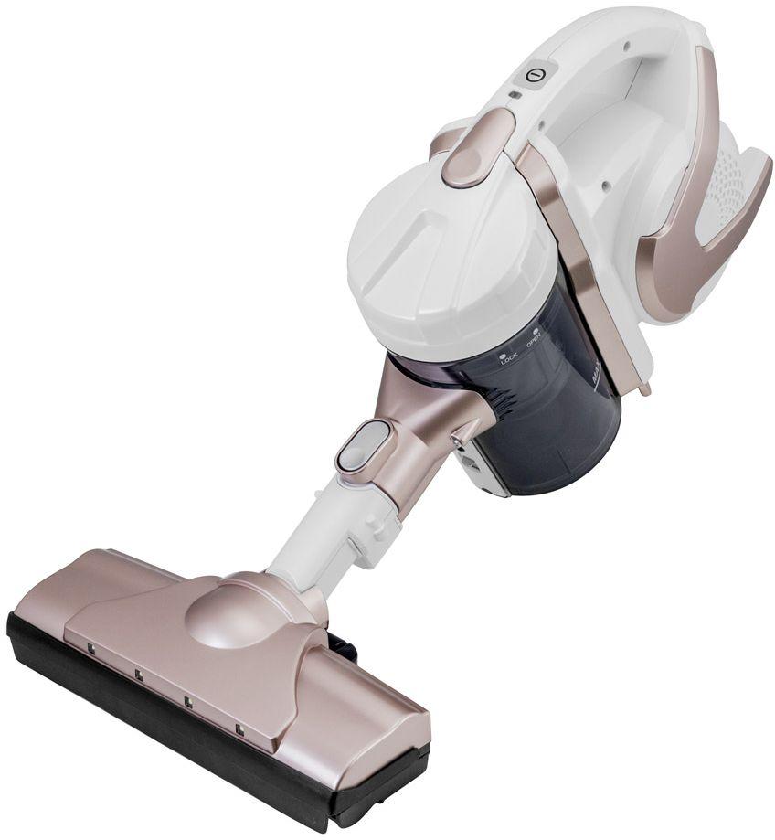 Пылесос беспроводной Unit UVC-5220, BronzeCE-0569933Пылесос вертикальный Unit UVC-5220 первоклассная техника по уходу за домом. Маневренный и легкий в использовании пылесос обеспечит идеальную чистоту даже в самых труднодоступных местах. Минимум усилий и затраченного времени на уборку благодаря высокой производительности прибора. Преимущества пылесоса Unit Фильтр тонкой очистки НЕРА задерживает мельчайшие частицы пыли, среди которых есть и потенциальные аллергены, и болезнетворные микробы Рекомендуем!