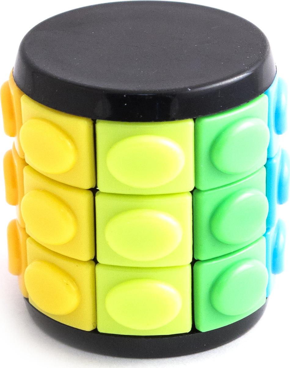 Головоломка Эврика Круглые пятнашки №3 игра головоломка recent toys cubi gami