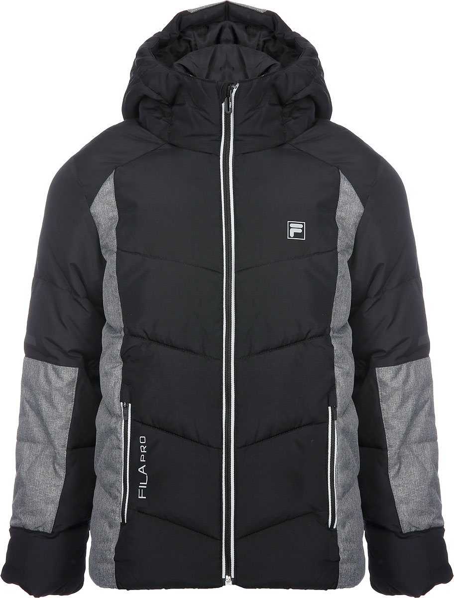 цены на Куртка Fila Boy's jacket  в интернет-магазинах