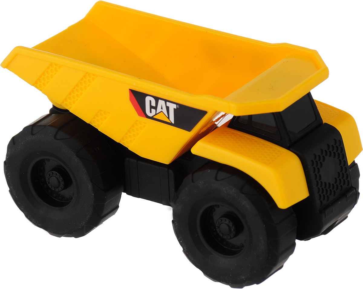 Машинка Toystate Строительная техника. Самосвал pioneer toys машинка строительная техника цвет оранжевый
