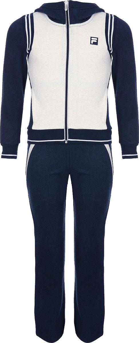 Спортивный костюм Fila детский спортивный костюм 32eg7406 22 mizuno knitted tracksuit jr р 128