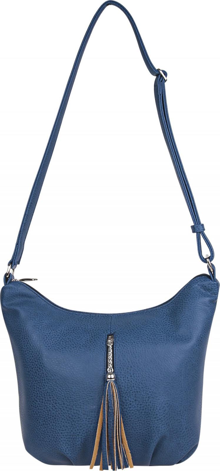 Сумка женская Constanta, цвет: синий. 1-4127-086