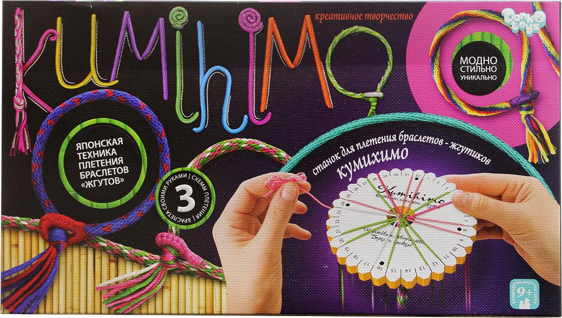 """Набор для творчества Danko Toys """"Кумихимо. Набор 2"""""""