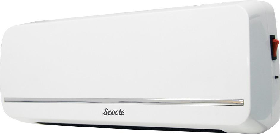 Тепловентилятор настенный Scoole SC FH MC 20 04, White