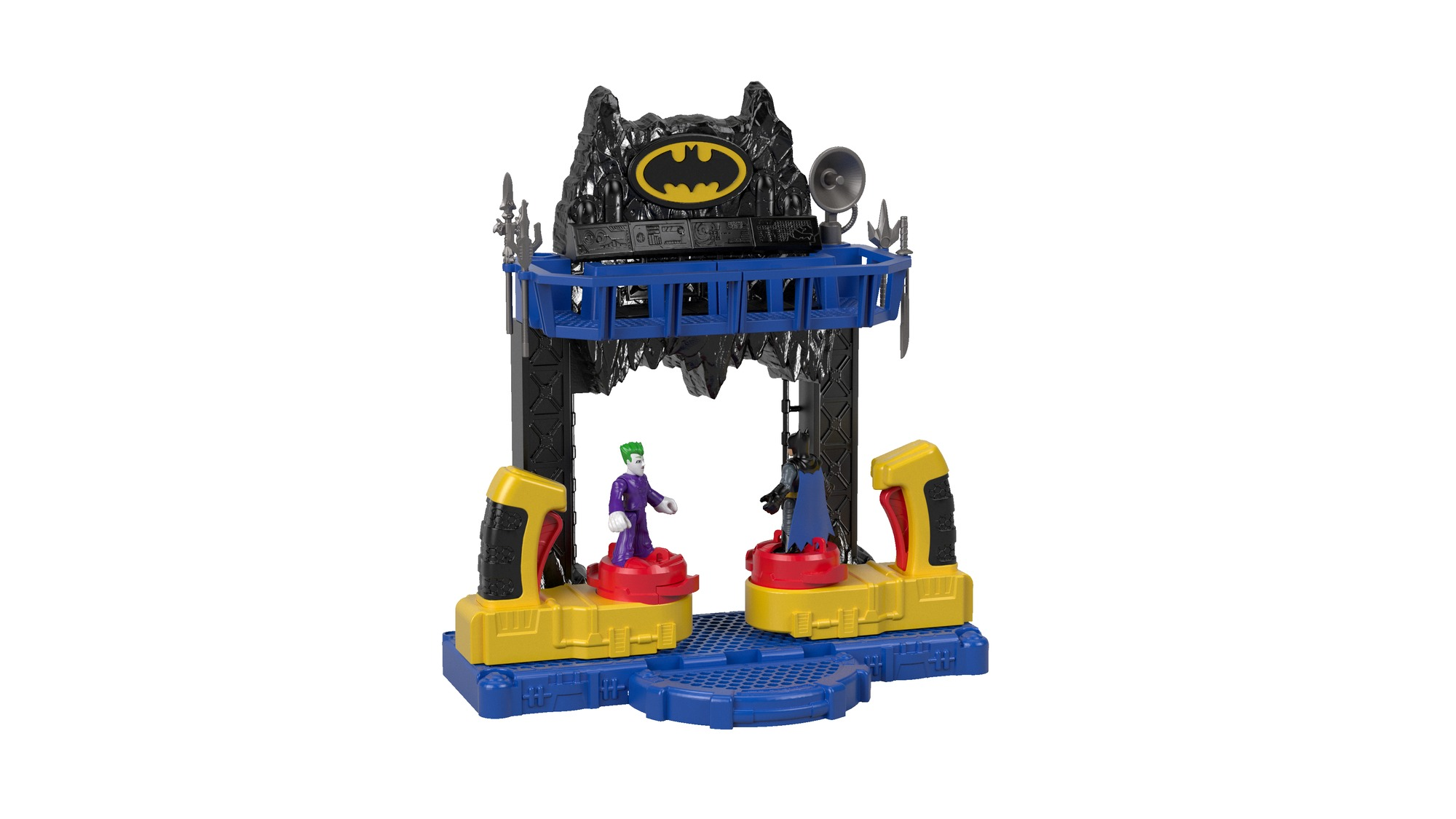 "Игровой набор Imaginext DC Super Friends ""Битва в Бэткейв"""