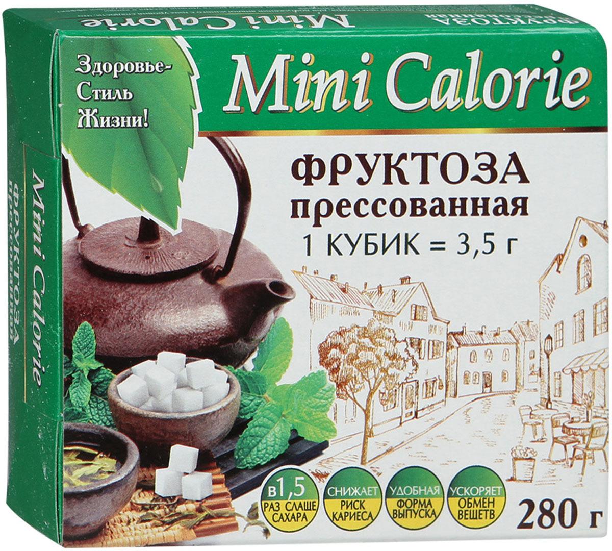 Фруктоза прессованная Mini Calorie, в кубиках, 280 г суточная норма йода для человека