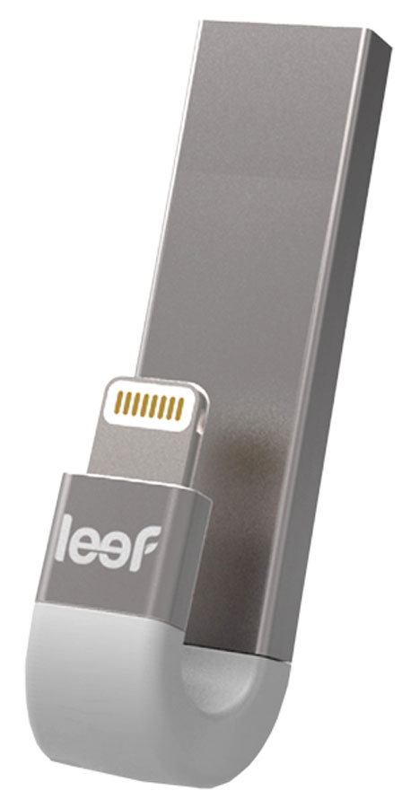 Флэш-драйв Leef iBridge3, 64GB, Silver