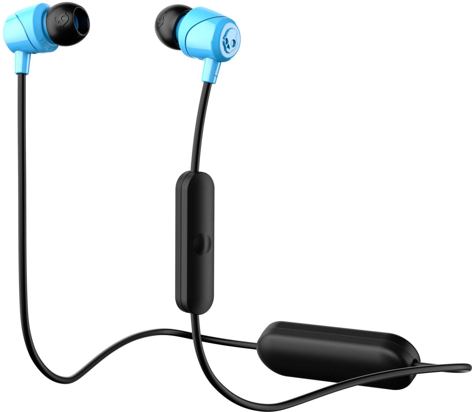 Беспроводные наушники Skullcandy Jib Wireless, голубой наушники skullcandy jib pink