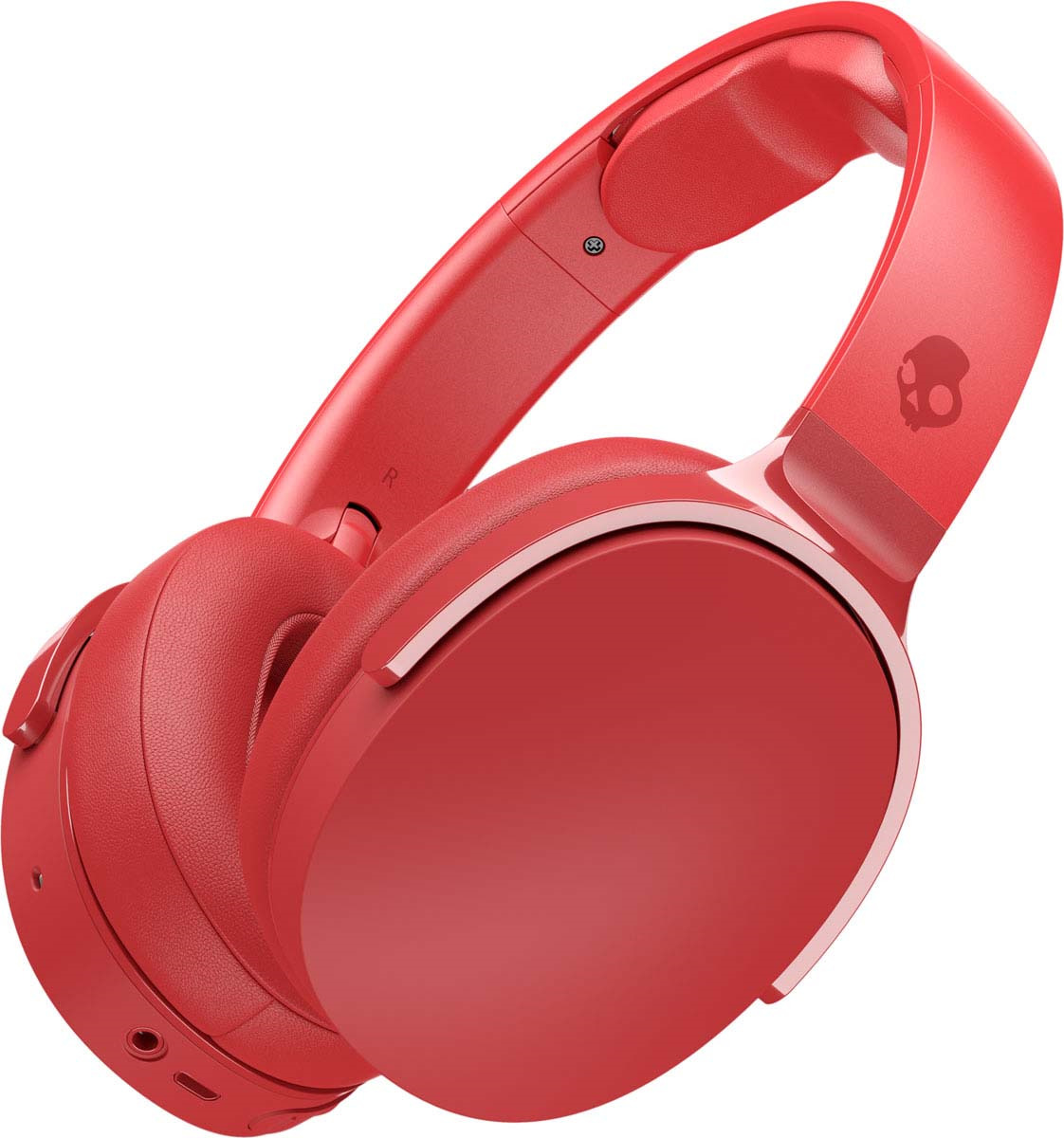 Беспроводные наушники Skullcandy Hesh 3 Wireless, красный наушники skullcandy jib pink