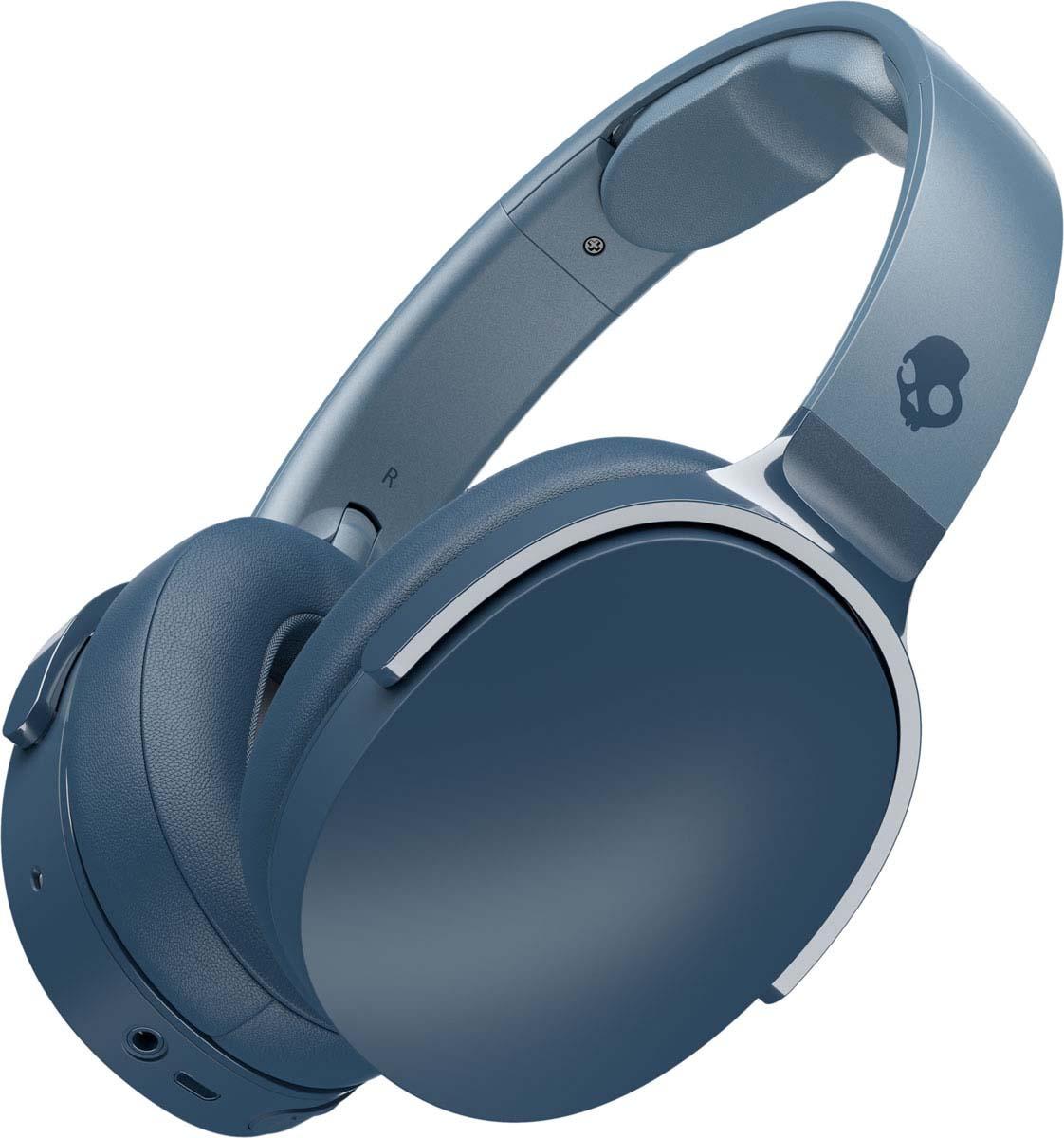 Беспроводные наушники Skullcandy Hesh 3 Wireless, темно-синий беспроводные наушники acousticsheep sleepphones wireless breeze темно синий