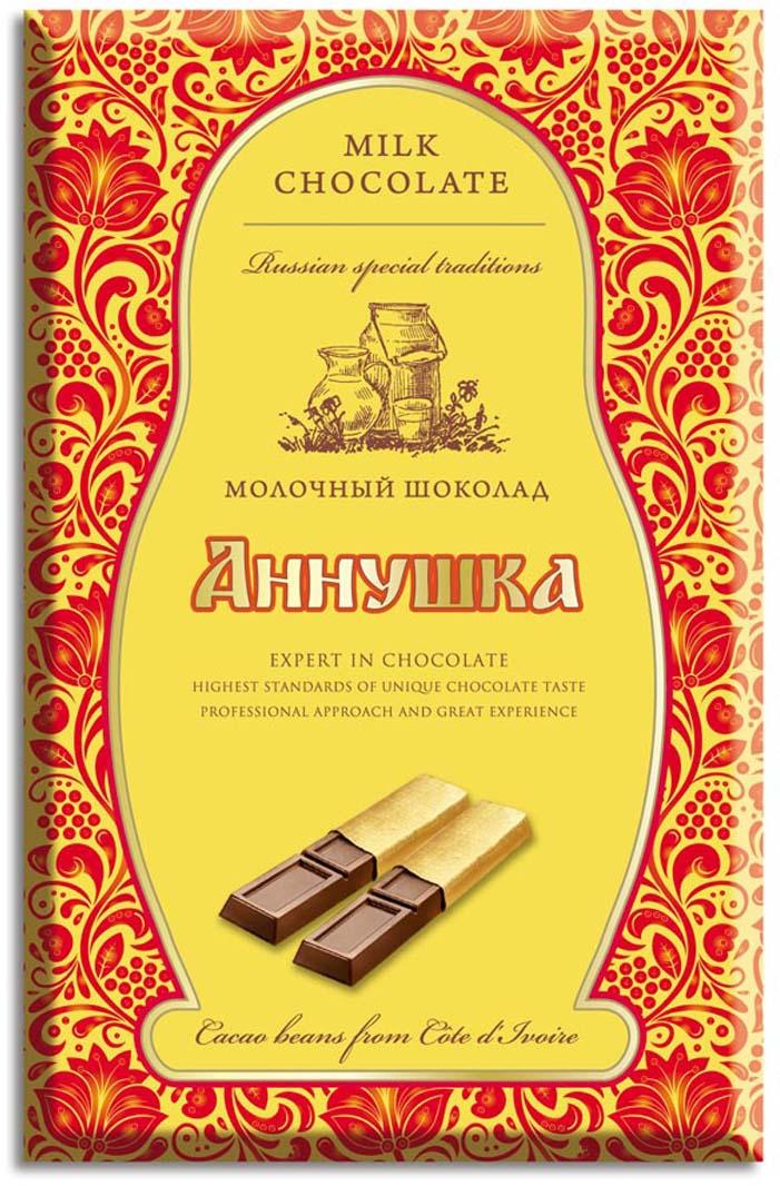 Волшебница Аннушка порционный молочный шоколад, 100 г шаховская л сивилла волшебница кумского грота