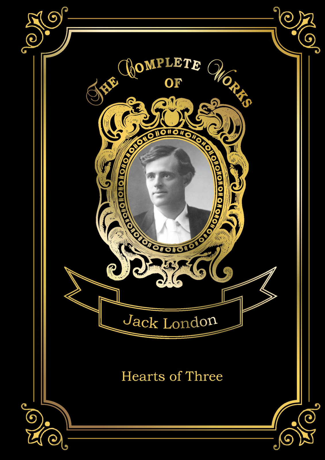 Jack London. Hearts of Three