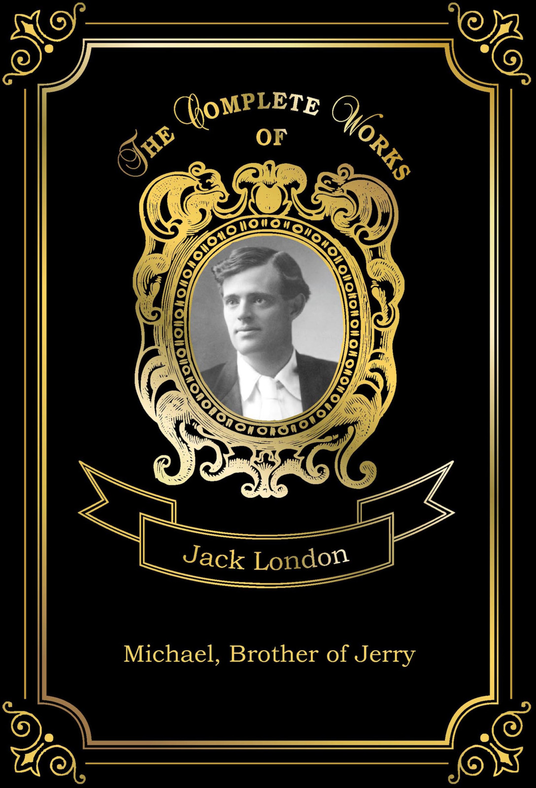 Jack London Michael, Brother of Jerry michael a woodley in the wake of bernard heuvelmans