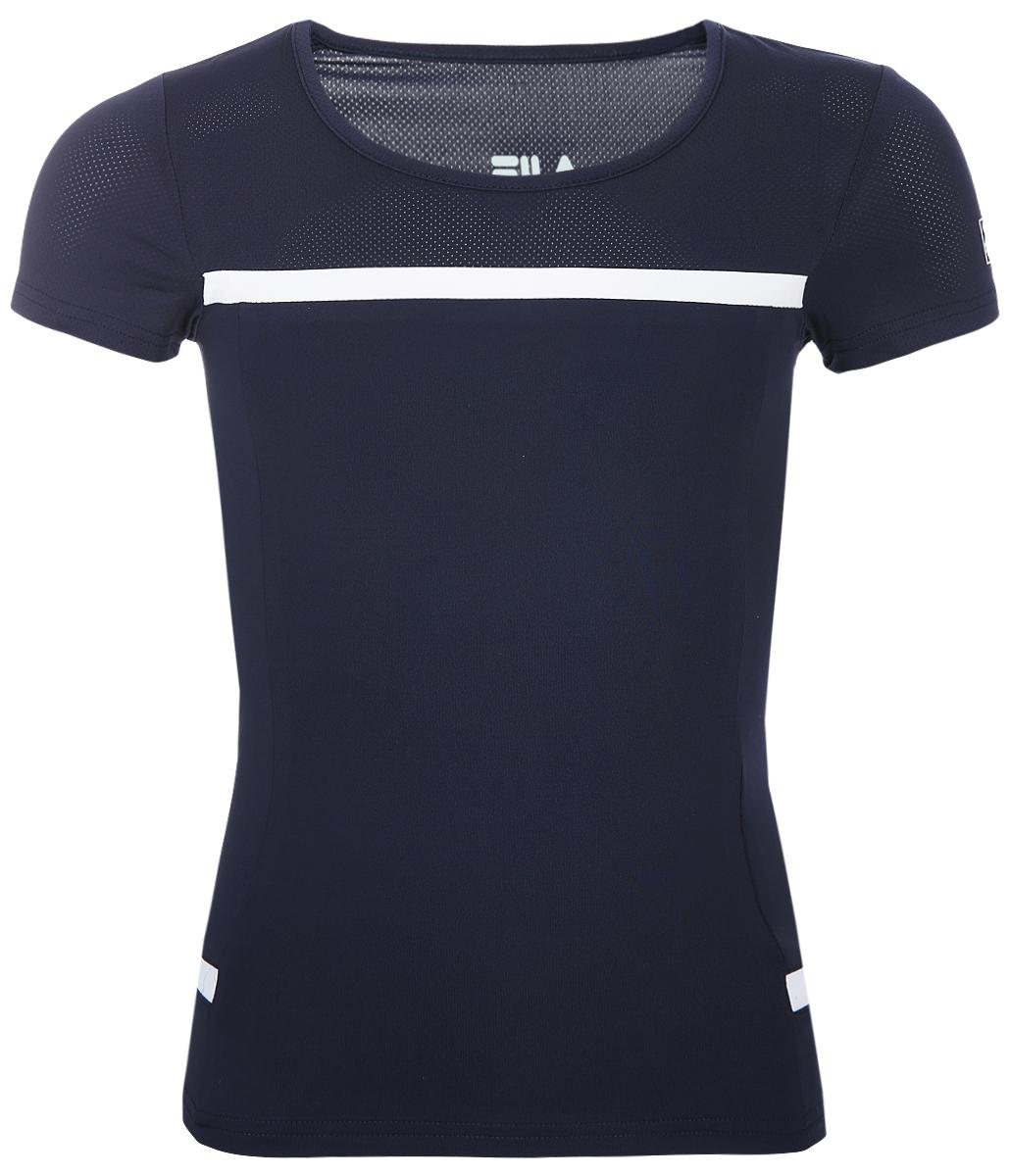 Футболка Fila Girl's tennis T-shirt velante 502 711 01