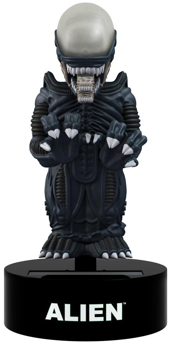 Neca Фигурка на солнечной батарее Aliens Alien Xenomorph 15 см цена