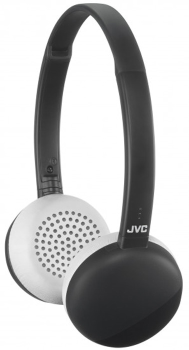 Фото - Наушники беспроводные JVC HA-S20BT-B-E, цвет: черный видео