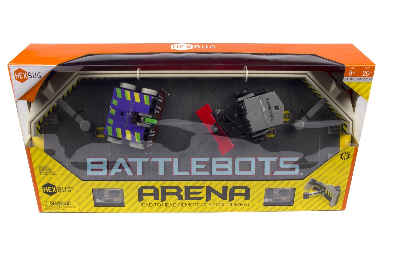 Игровой набор HEXBUG Поединки роботов 413-5128