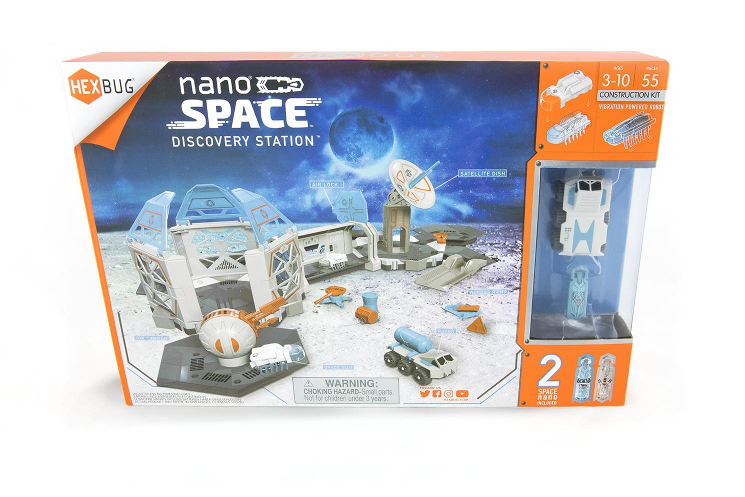 Игровой набор HEXBUG Космическое путешествие Нано
