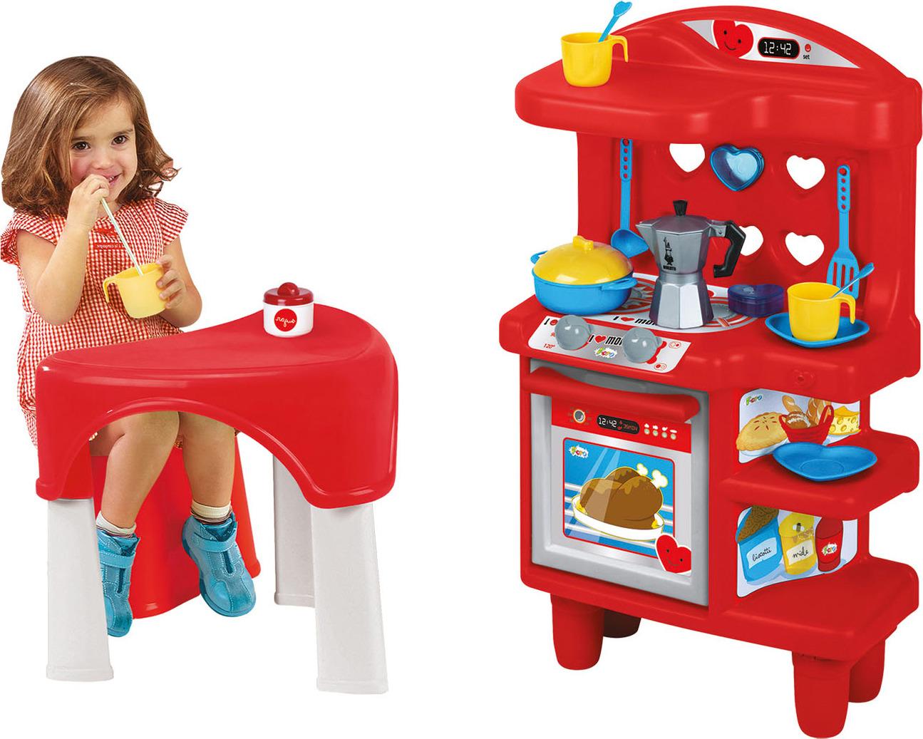 """Игровой набор FARO """"Кухня"""", со столом. 1564"""