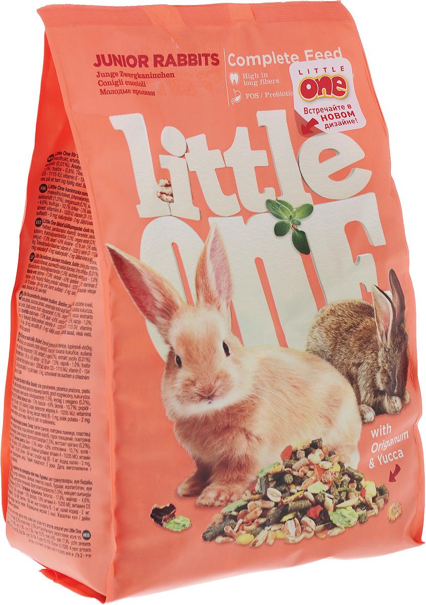 Корм для молодых кроликов Little One, 900 г корм для кроликов little one 900 г
