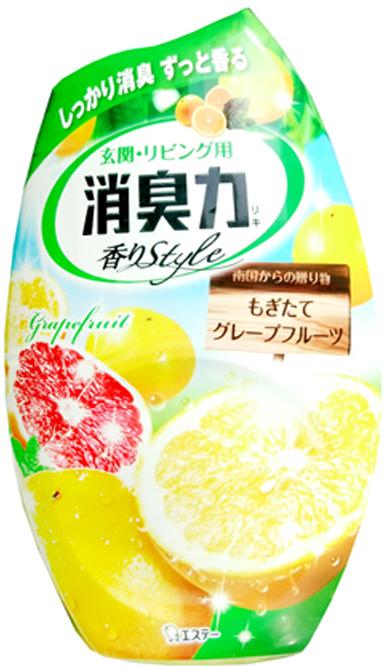 Ароматизатор для дома жидкий ST Shoushuuriki , c ароматом грейпфрута, 400 мл