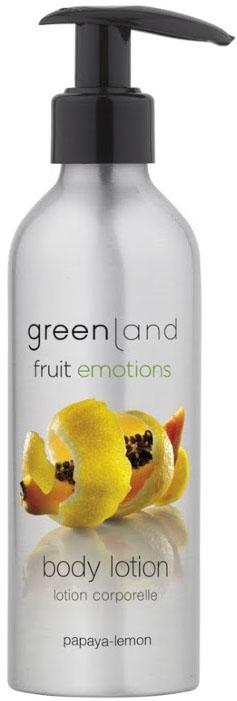 Лосьон для ухода за кожей Greenland папайя-лимон, 200 мл