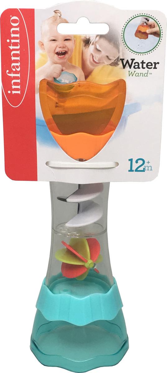 Игрушка для ванной Infantino Водоворот, 205042 мягкая игрушка infantino милый львенок
