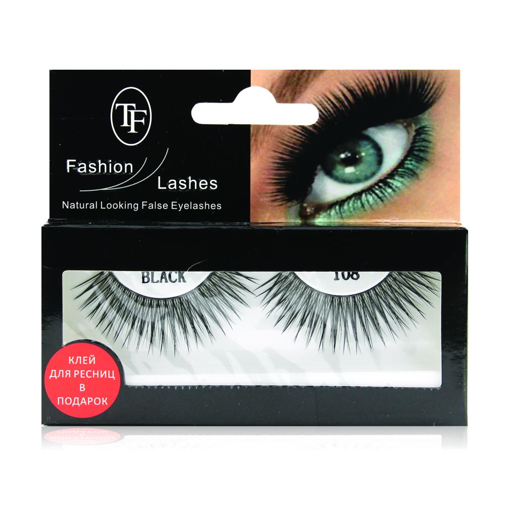 Накладные ресницы TF Fashion Lashes 108