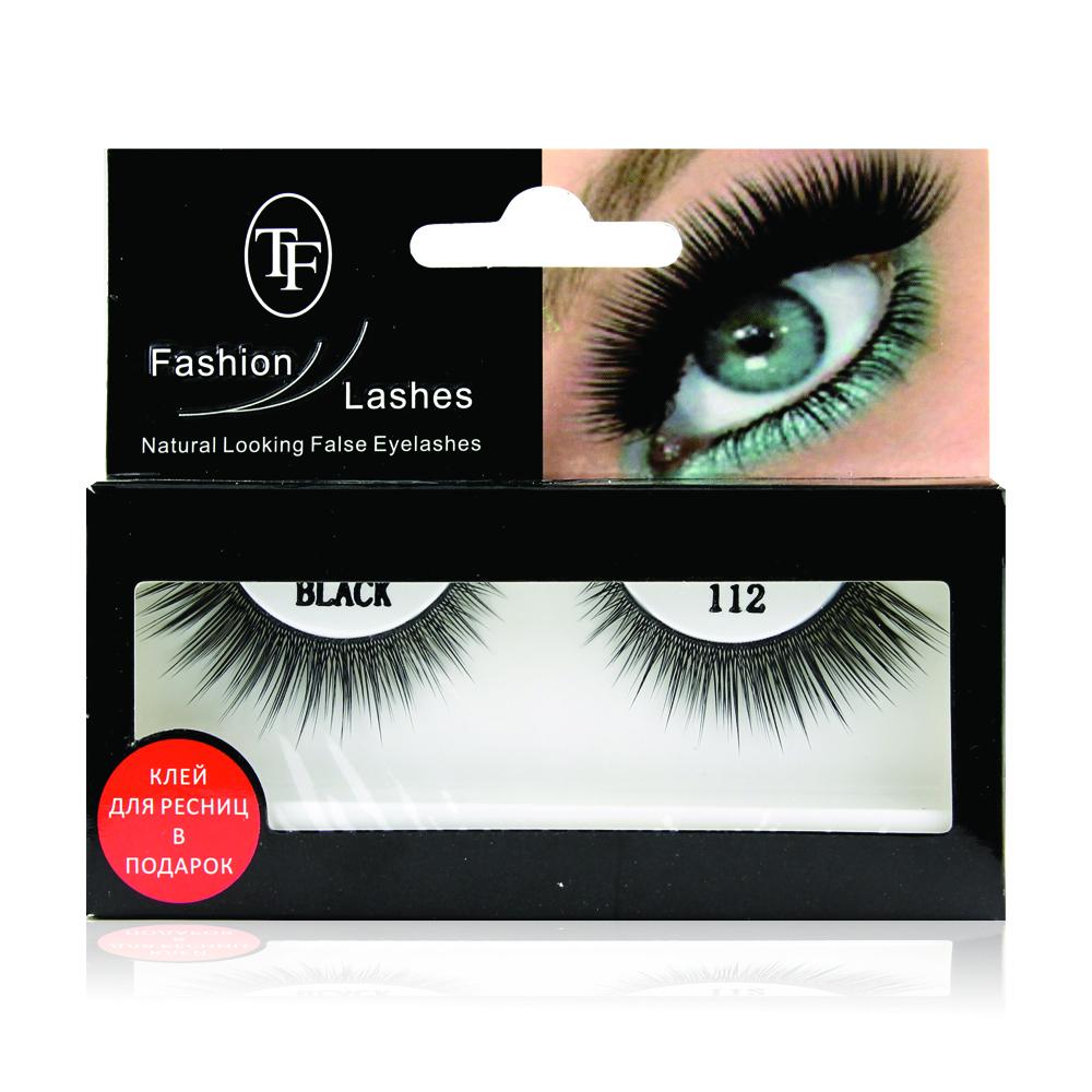 Накладные ресницы TF Fashion Lashes 112