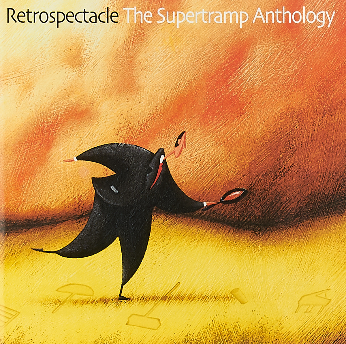 SUPERTRAMP. RETROSPECTACLE - THE SUPERSTRAMP ANTHOLOGY supertramp the story so far