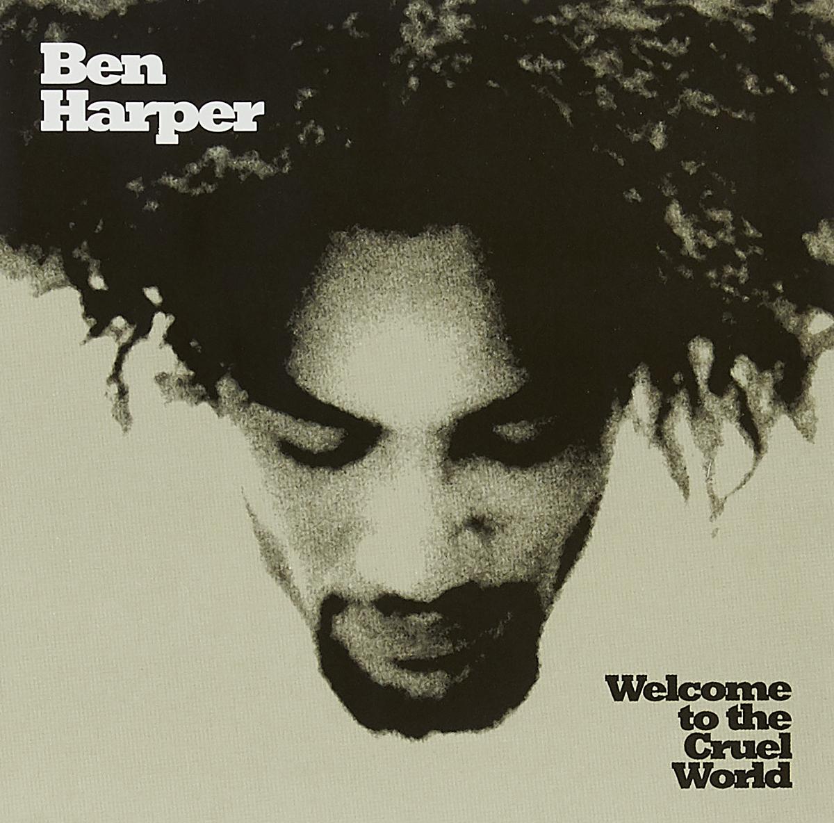 HARPER, BEN. WELCOME TO THE CRUEL WORLD ben harper ben harper welcome to the cruel world lp 7