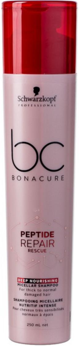 Шампунь для волос интенсивный питательный мицеллярный Schwarzkopf Professional Bonacure