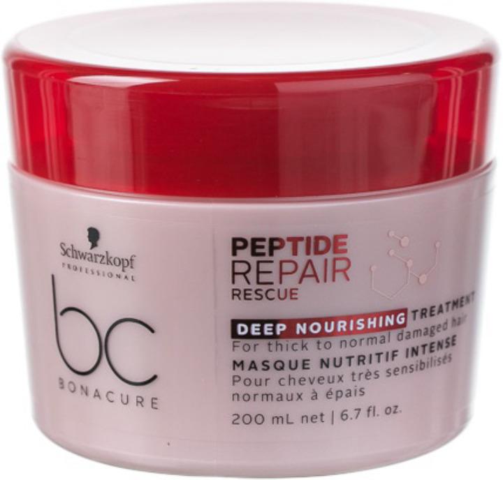 Маска для волос интенсивная питательная Schwarzkopf Professional Bonacure