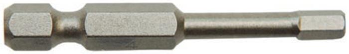 Биты HEX 4 х 25 мм 10шт. ТОРСИОННЫЕ биты skrab торсионные ph 2 х 127 мм 10 шт