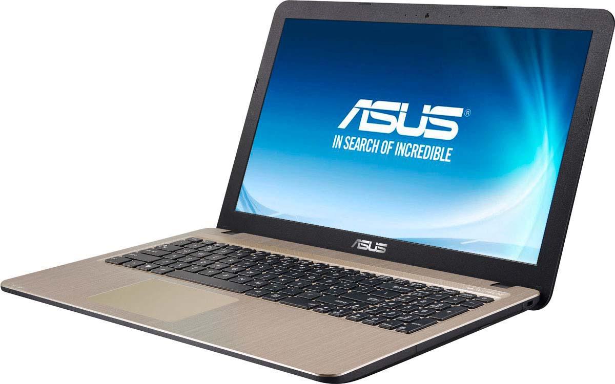 Ноутбук ASUS X540NV, 90NB0HM1-M01310, 15.6, черный ноутбук asus x540nv gq004t 90nb0hm1 m00060