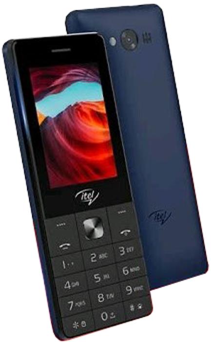 все цены на Мобильный телефон ITEL IT6110 DS, темно-синий онлайн