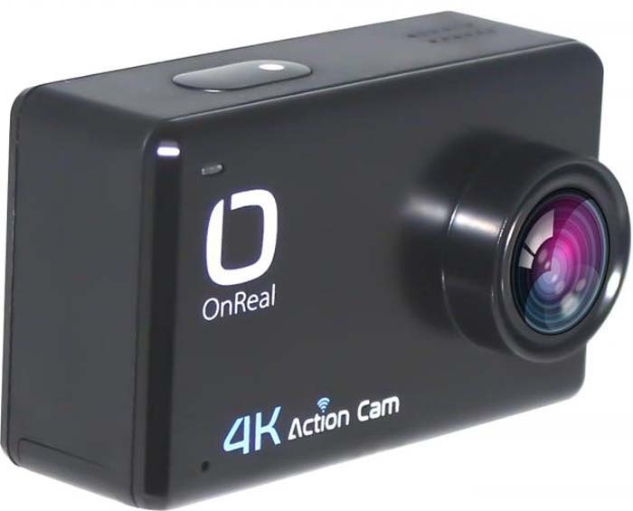 Фото - Экшн-камера OnReal B1, Black видео