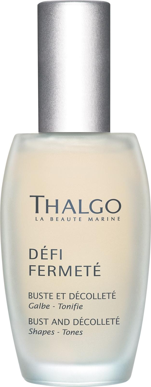 Сыворотка для бюста Thalgo Bust and Decollete, 50 мл janssen лифтинг сыворотка для бюста perfect bust formula