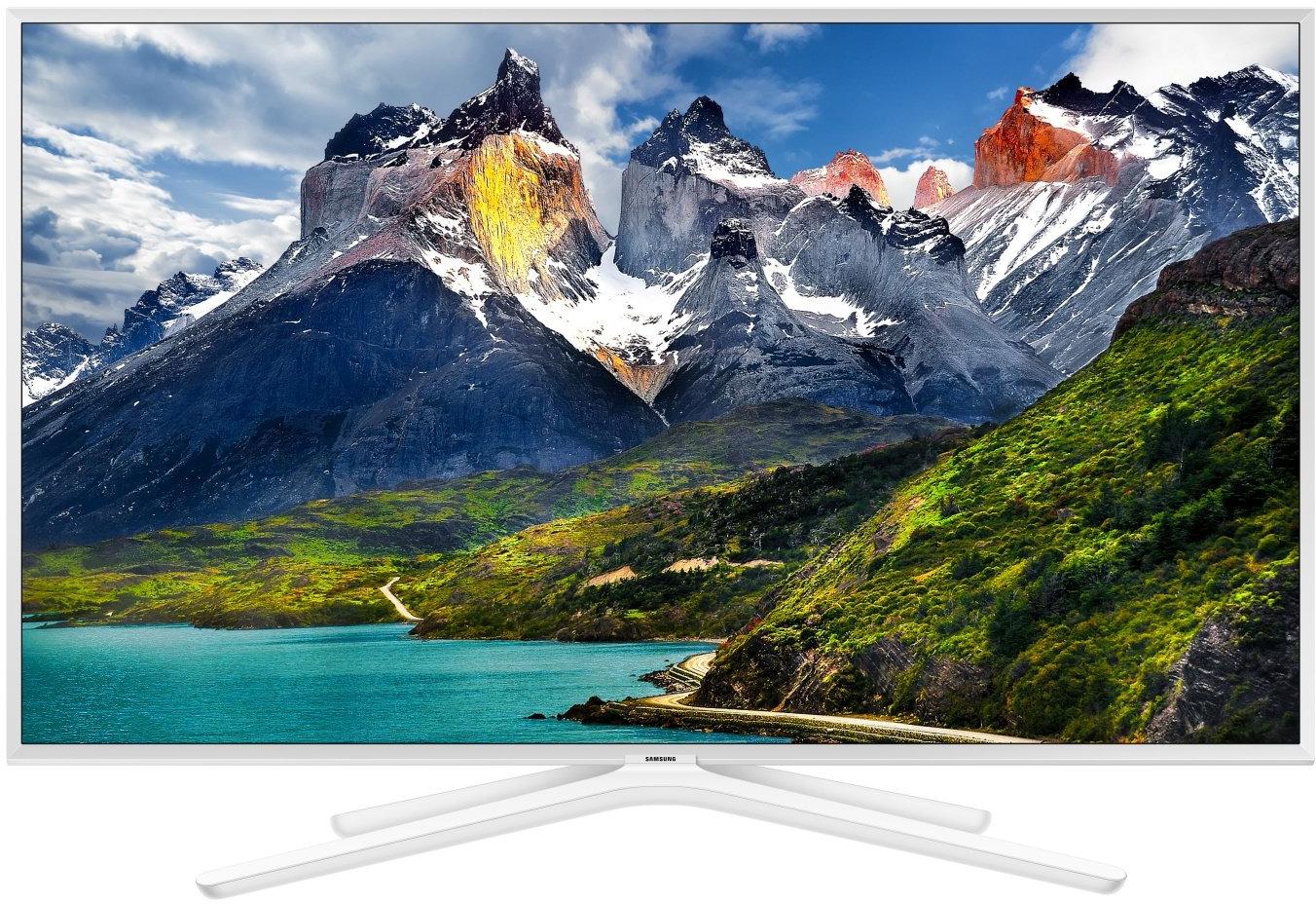 Телевизор Samsung UE-43N5510AUX, белый tronsmart orion r28 pro rk3288 quad core tv box