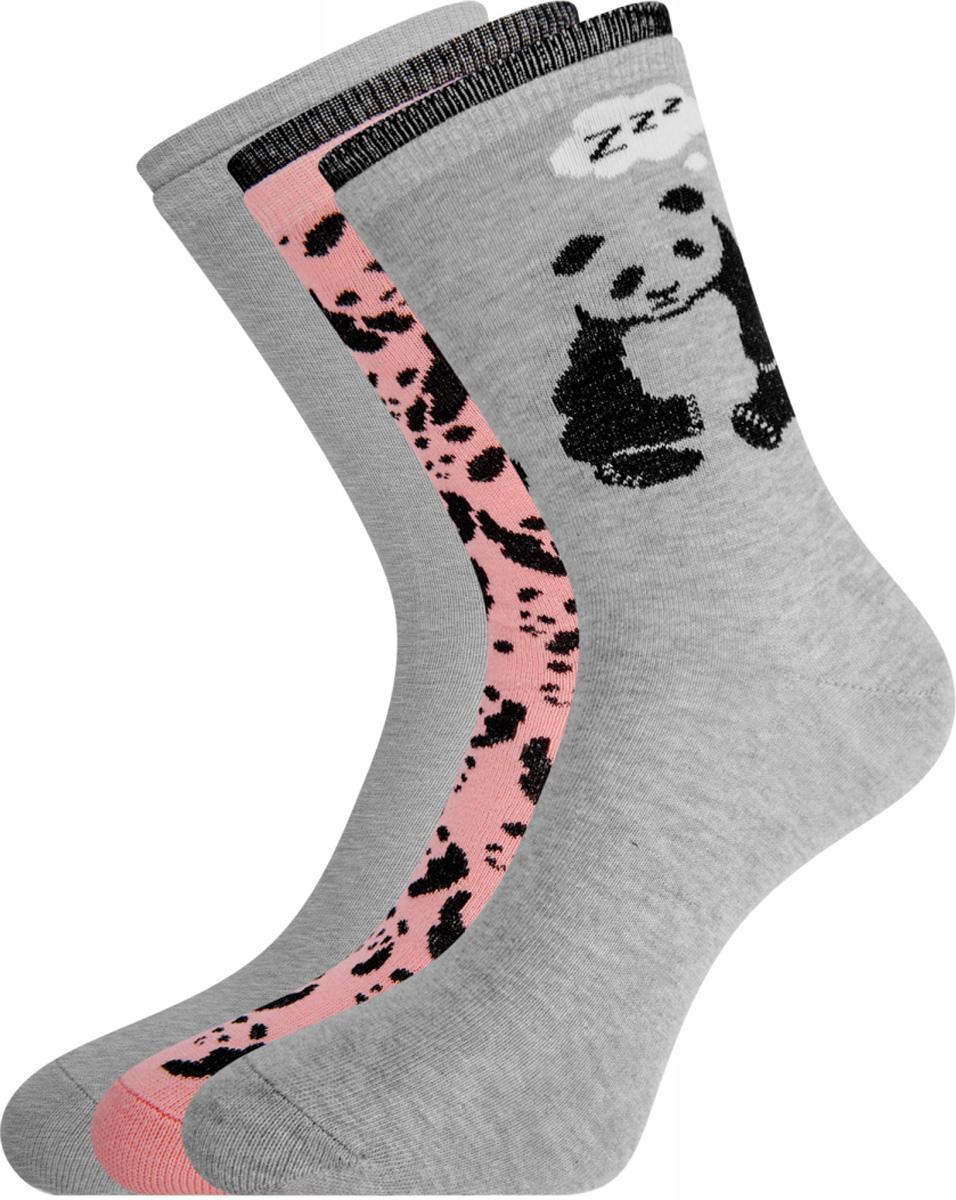 Комплект носков oodji комплект из 3 пар носков
