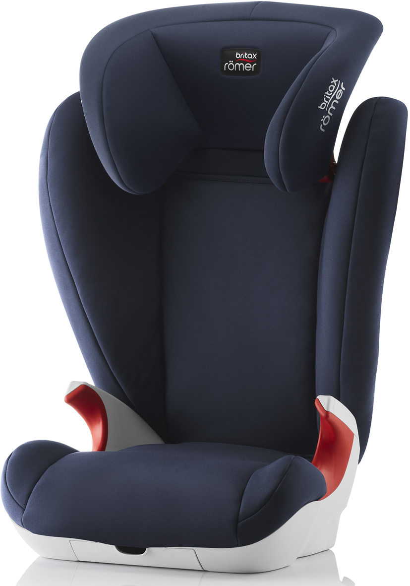 Автокресло детское Britax Roemer Kid II Moonlight Blue Trendline, от 15 до 36 кг