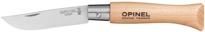 Нож складной Opinel Tradition, клинок 6 см нож складной opinel tradition клинок 6 см