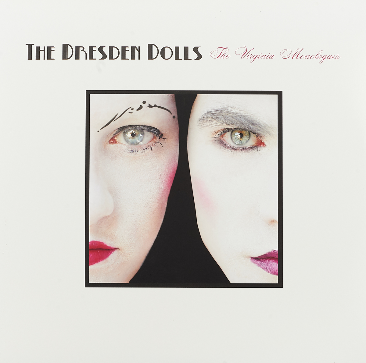The Dresden Dolls The Dresden Dolls. The Virginia Monologues (3 LP) azet dresden