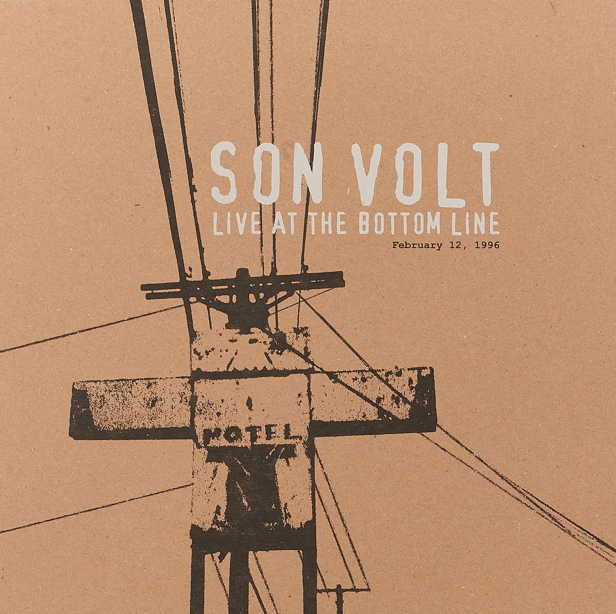 Son Volt Son Volt. Live At The Bottom Line (2 LP) son volt son volt live at the bottom line 2 12 96 2 lp 180 gr
