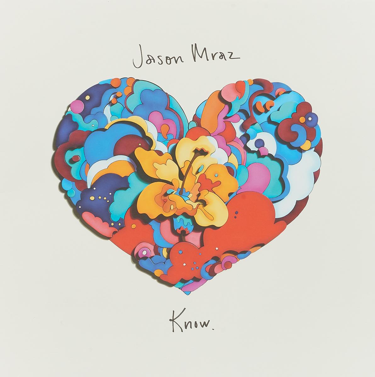 Джейсон Мрэз Jason Mraz. Know. (LP) все цены
