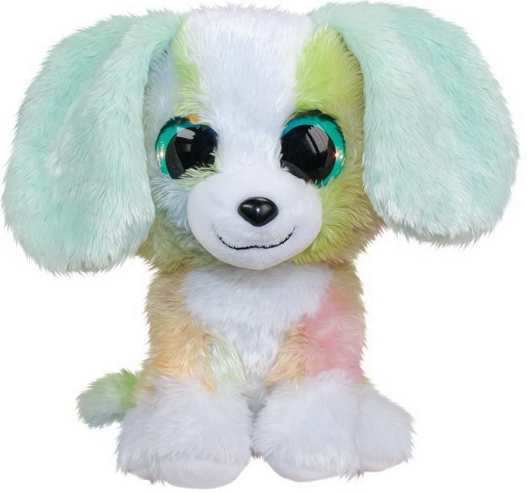 Мягкая игрушка Lumo Щенок Spotty, 15 см