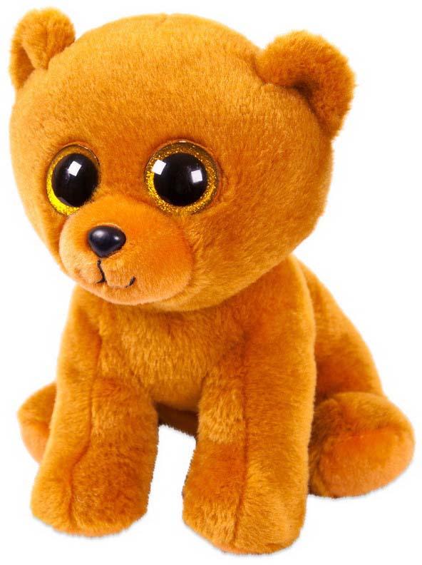 """Мягкая игрушка Abtoys """"Медвежонок"""", цвет: бурый, 24 см"""