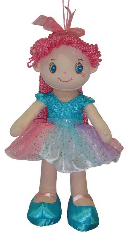 Кукла ABtoys Teddy, 20 см. M6012