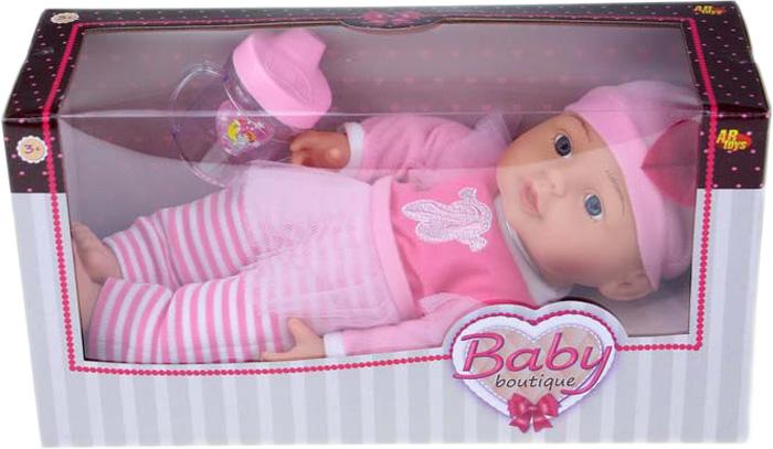 Кукла Dimian Baby Boutique, с аксессуарами, 33 см