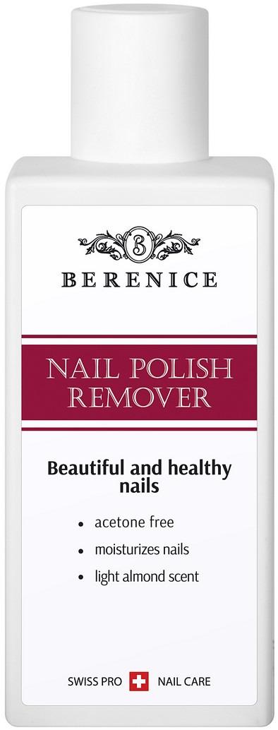 Средство для снятия лака Berenice Nail Polish Remover, 200 мл nail tek средство для сухих и ломких ногтей citra iii 14 мл